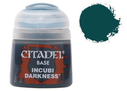 Citadel Base Paints: Incubi Darkness