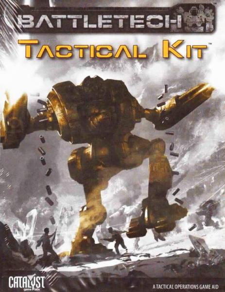 Classic BattleTech: Battletech Tactical Kit