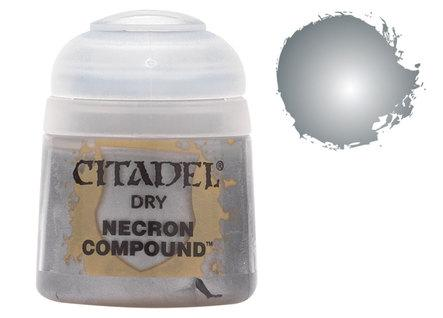 Citadel Drybrush Paints: Necron Compound