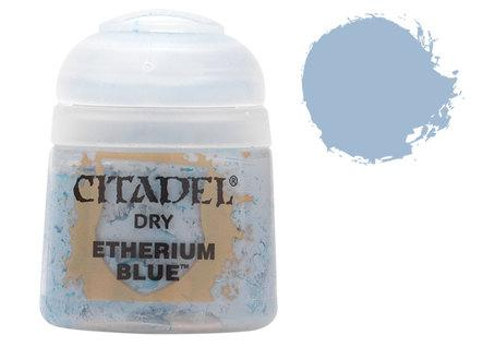 Citadel Drybrush Paints: Etherium Blue