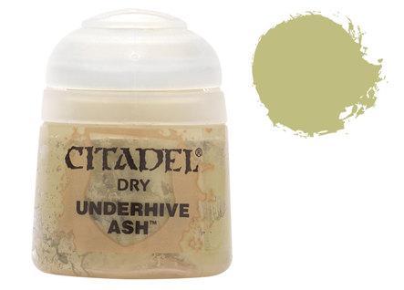 Citadel Drybrush Paints: Underhive Ash