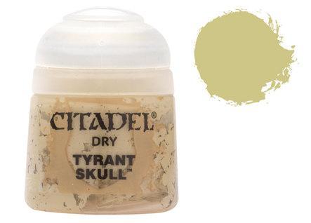 Citadel Drybrush Paints: Tyrant Skull