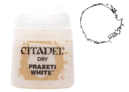 Citadel Drybrush Paints: Praxeti White