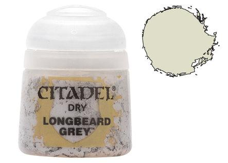 Citadel Drybrush Paints: Longbeard Grey