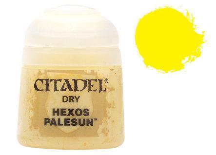 Citadel Drybrush Paints: Hexos Palesun