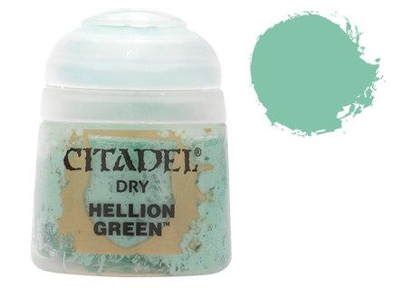 Citadel Drybrush Paints: Hellion Green