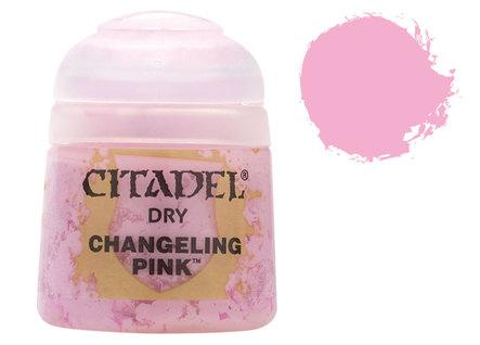 Citadel Drybrush Paints: Changeling Pink