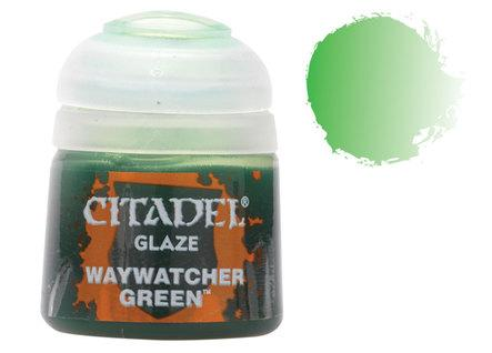 Citadel Glaze Paints: Waywatcher Green