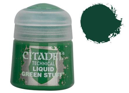 Citadel Technical Paints: Liquid Green Stuff