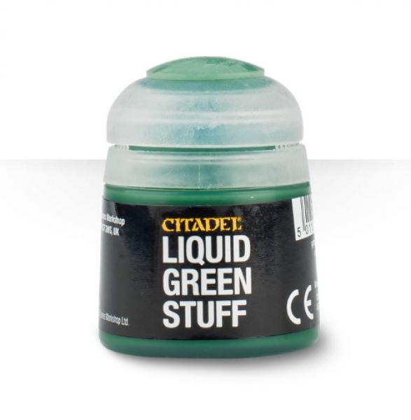 Citadel Hobby: Liquid Green Stuff