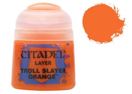 Citadel Layer Paints: Troll Slayer Orange