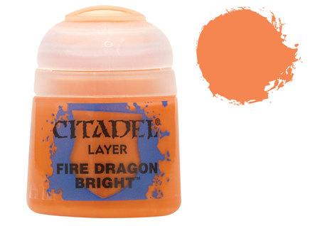 Citadel Layer Paints: Fire Dragon Bright