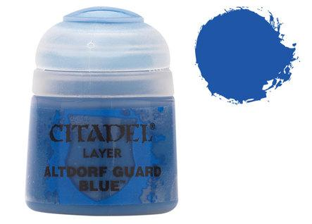 Citadel Layer Paints: Altdorf Guard Blue