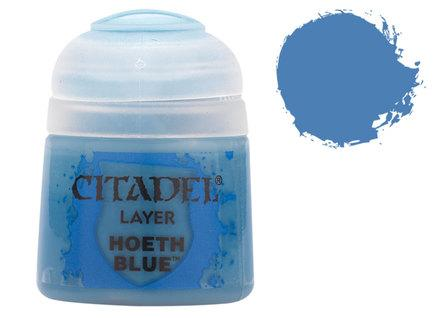 Citadel Layer Paints: Hoeth Blue