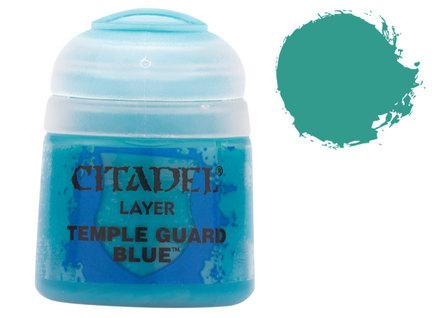 Citadel Layer Paints: Temple Guard Blue