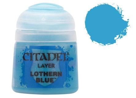 Citadel Layer Paints: Lothern Blue