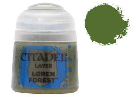 Citadel Layer Paints: Loren Forest