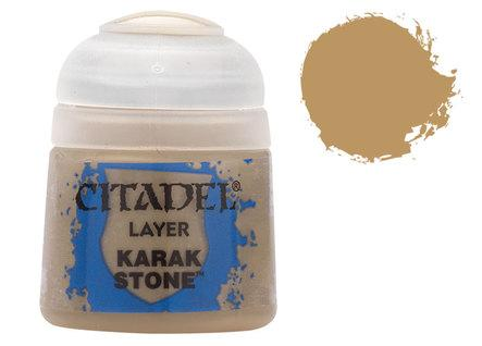 Citadel Layer Paints: Karak Stone