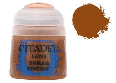 Citadel Layer Paints: Skrag Brown