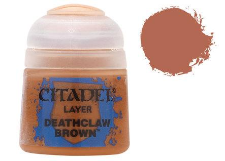 Citadel Layer Paints: Deathclaw Brown