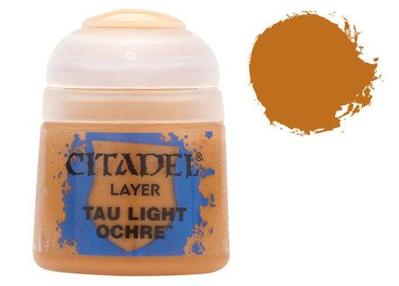 Citadel Layer Paints: Tau Light Ochre