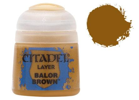 Citadel Layer Paints: Balor Brown