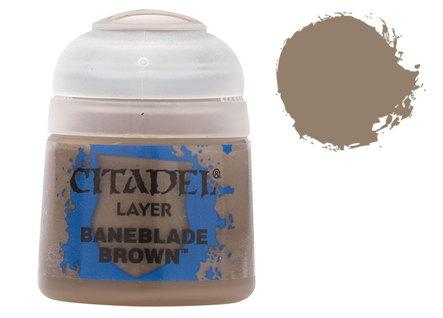 Citadel Layer Paints: Baneblade Brown