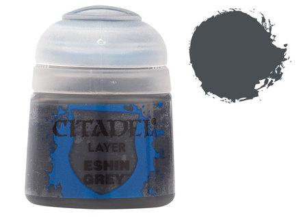 Citadel Layer Paints: Eshin Grey