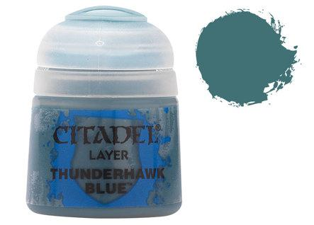 Citadel Layer Paints: Thunderhawk Blue