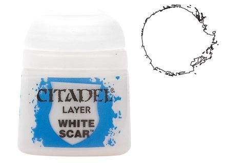 Citadel Layer Paints: White Scar