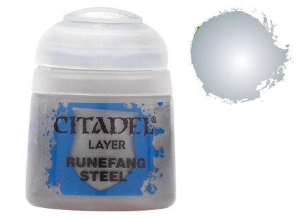Citadel Layer Paints: Runefang Steel