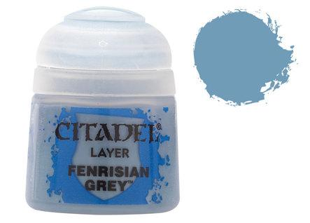 Citadel Layer Paints: Fenrisian Grey