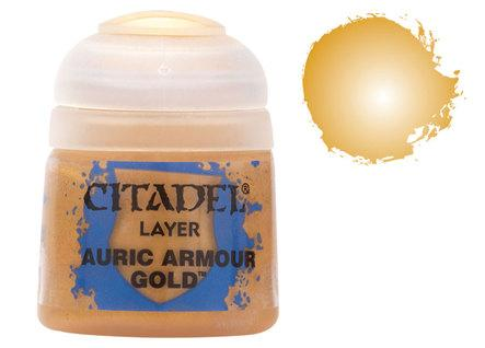 Citadel Layer Paints: Auric Armour Gold