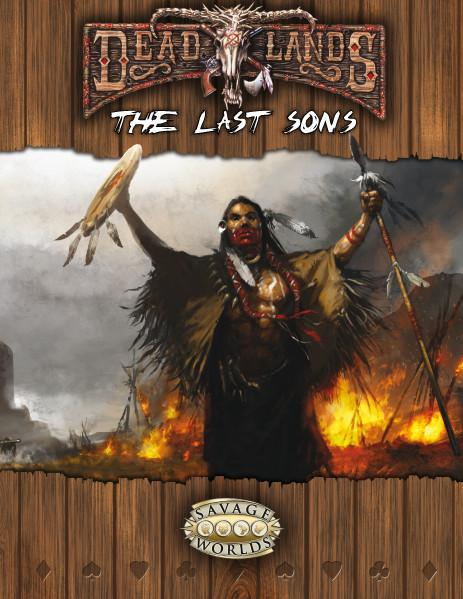 Savage Worlds RPG - Deadlands Reloaded: The Last Sons