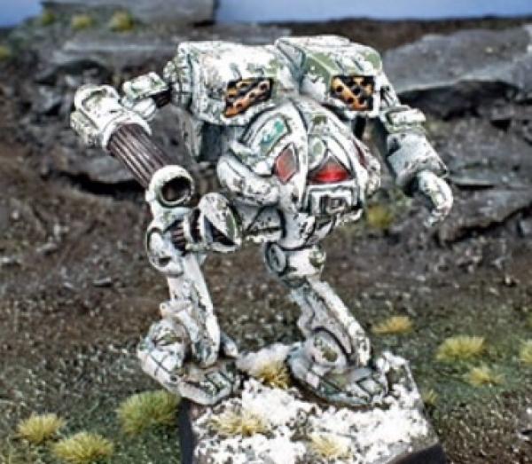 BattleTech Miniatures: Talos Mech (Historical Reunification War)
