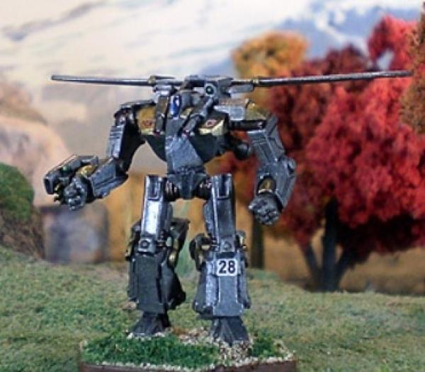 BattleTech Miniatures: Incubus II (TRO Prototypes)