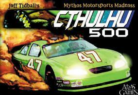 Mythos Motorsport Madness: Cthulhu 500 (Reprint)