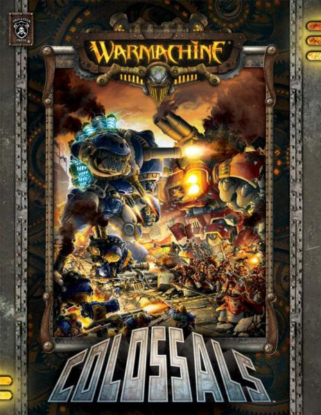 Warmachine: Colossals (HC)
