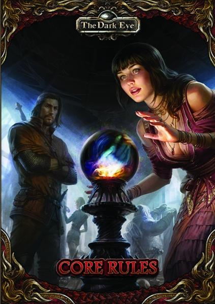 The Dark Eye RPG: Core Rules (HC)