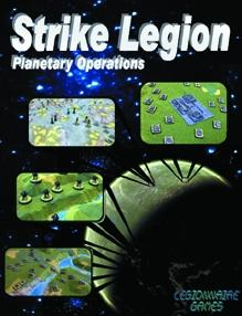 Strike Legion: Planetary Operations