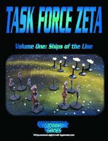 Task Force Zeta, Vol. 1: Ships of the Line
