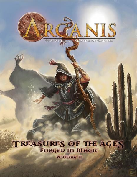 Arcanis: Treasures of the Ages