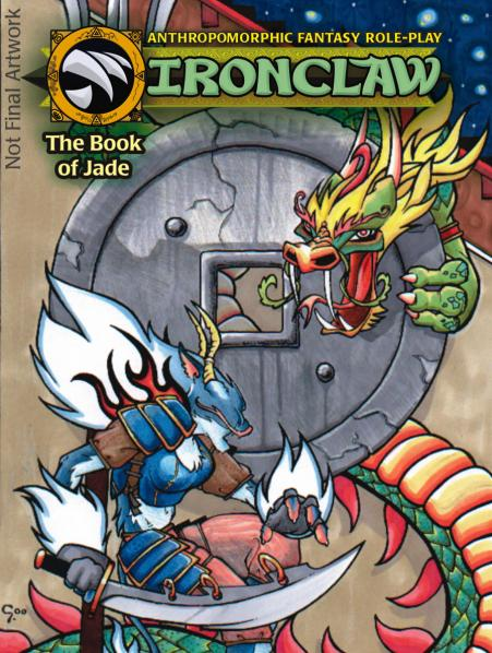 Ironclaw: The Book of Jade