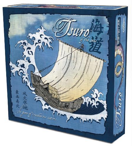 Tsuro: Of The Seas