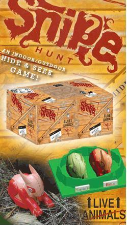 Snipe Hunt: Hide and Seek