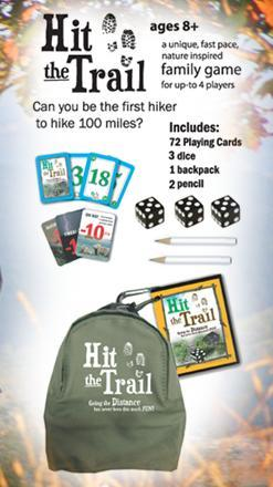 Hit the Trail: Going the Distance