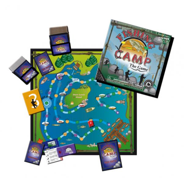 Fishing Camp: The Game