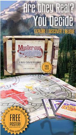Mysterious Creatures: Explore, Discover, Believe