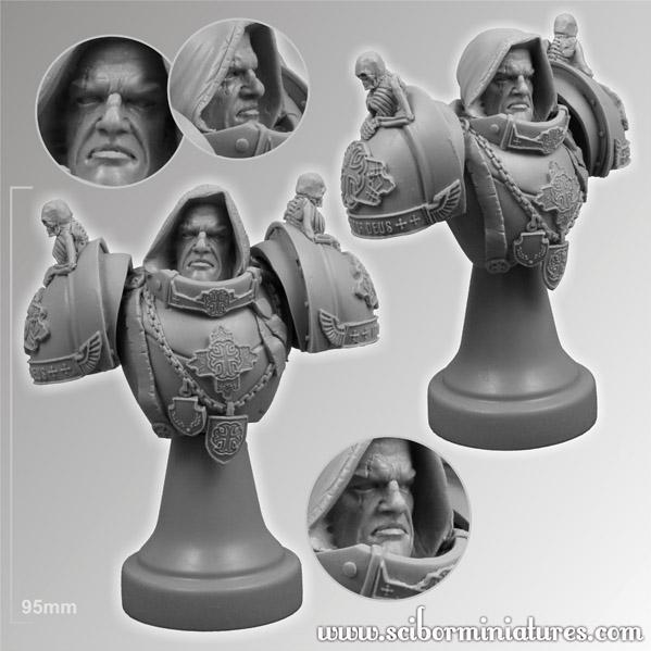 Fantasy Busts: SF Templar Knight