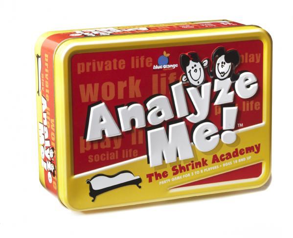 Analyze Me!: The Shrink Academy